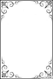 Image result for masculine border pattern for docuent.