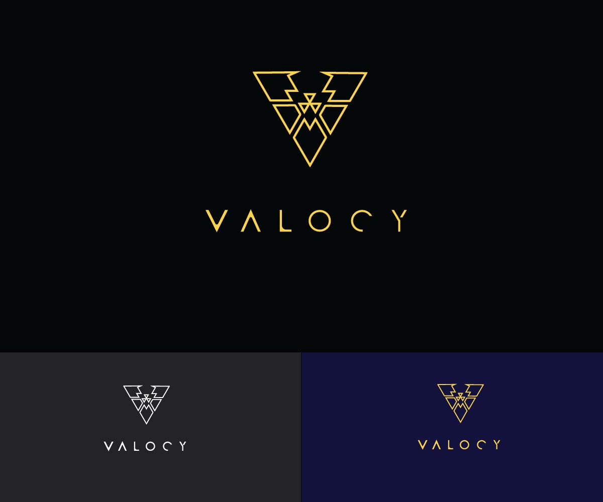 Elegant, Masculine Logo Design job. Logo brief for VALOCY, a.