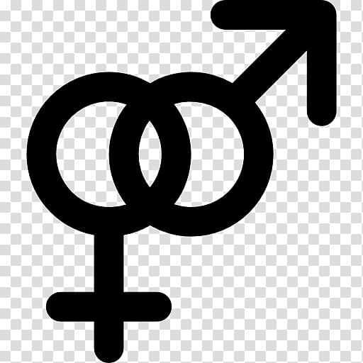 Gender symbol Female Masculinity, symbol transparent.