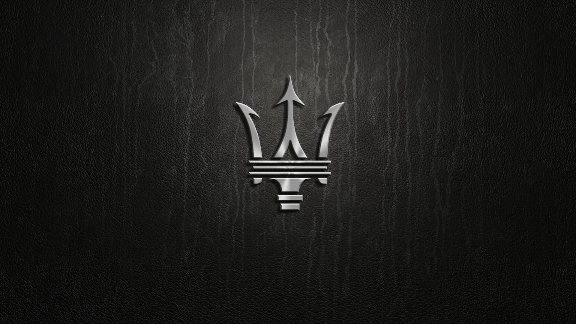 Maserati Logo Wallpapers (59+ images).