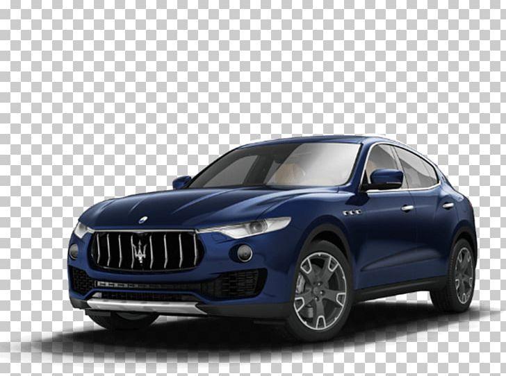 2018 Maserati Levante Sport Utility Vehicle Car Luxury.