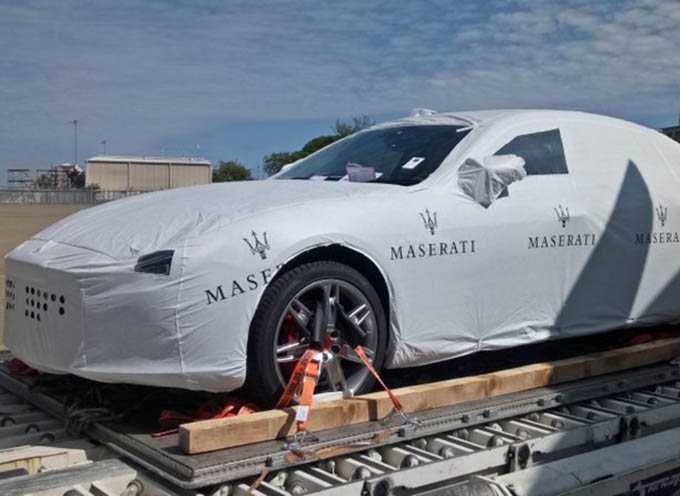 PNG government faces mounting pressure over Maseratis.