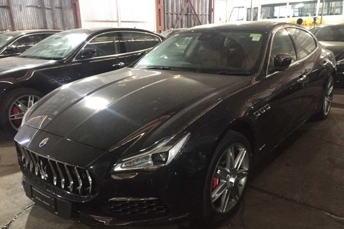 PNG selling Maseratis and Bentleys bought for APEC — but at.