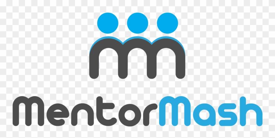 Mentor Mash Logo Clipart (#2680858).