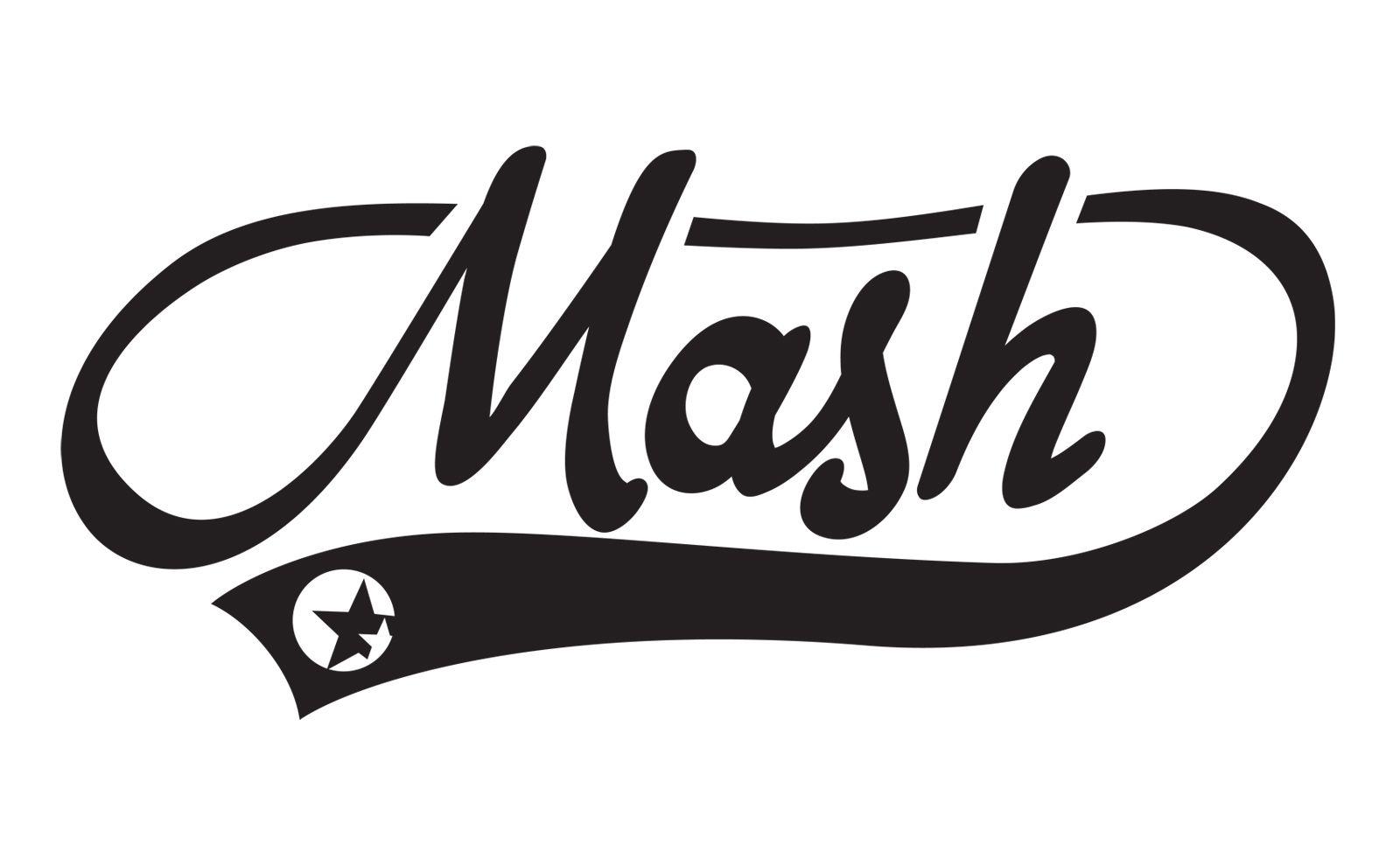 Mash Logo.