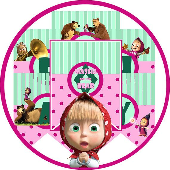 1000+ images about Masha and the Bear on Pinterest.