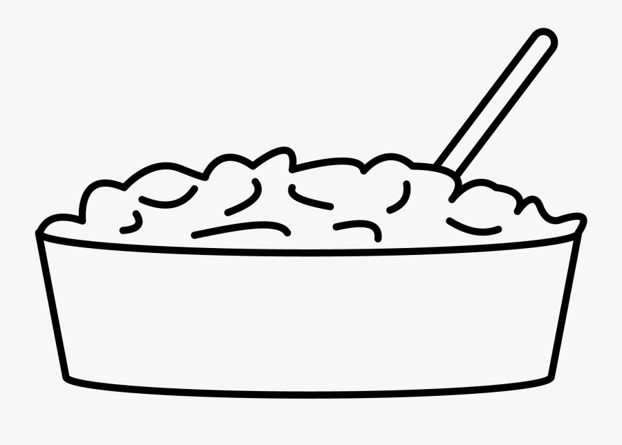 Mashed Potatoes Image.