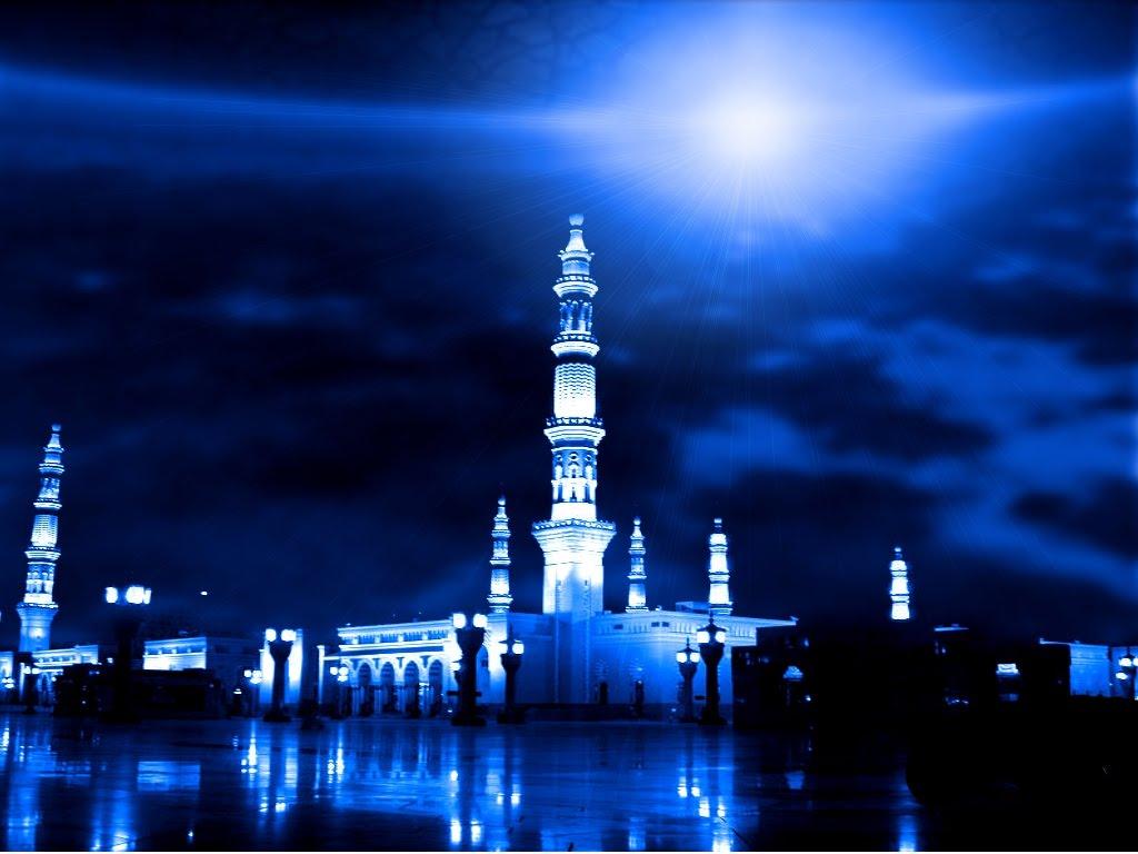 Islamic Amazing Pictures, Masjid.