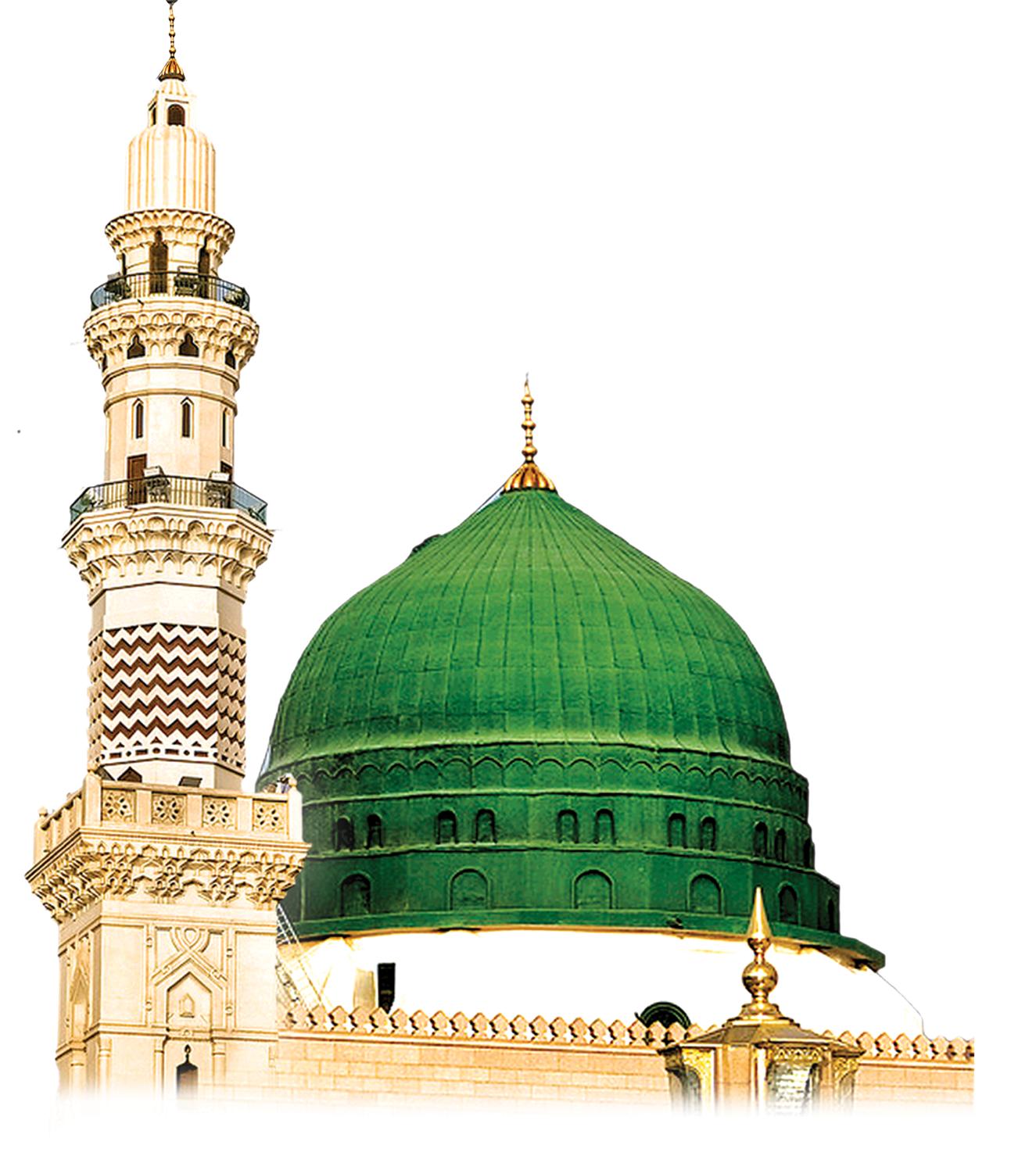 Masjid e nabvi clipart.