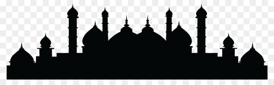 Free Masjid Silhouette, Download Free Clip Art, Free Clip.