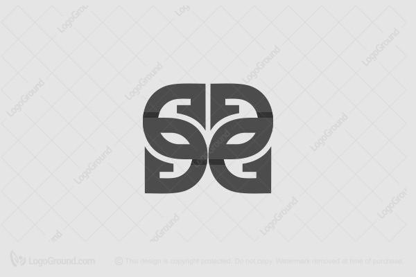 Exclusive Logo 164216, Ss Mask Monogram Logo.
