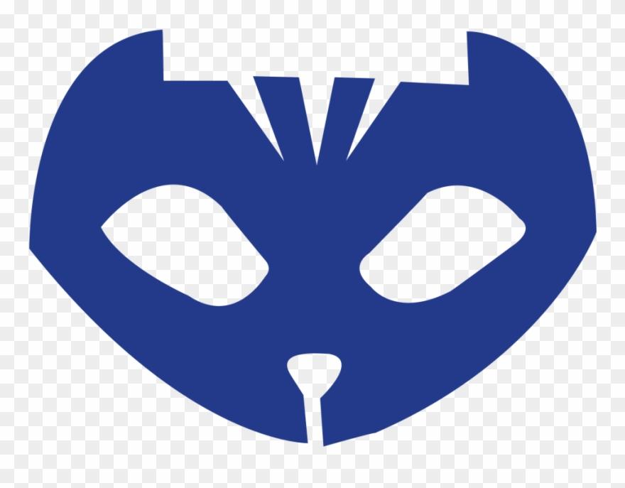 Pj Masks Catboy Symbol.