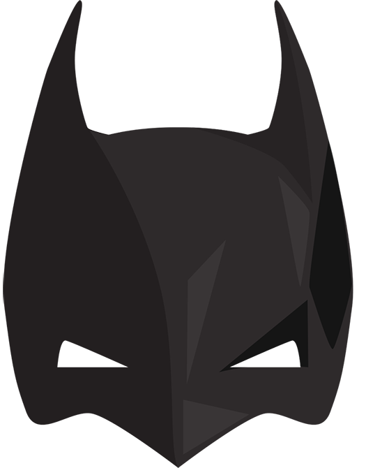 Batman Mask Clip art.