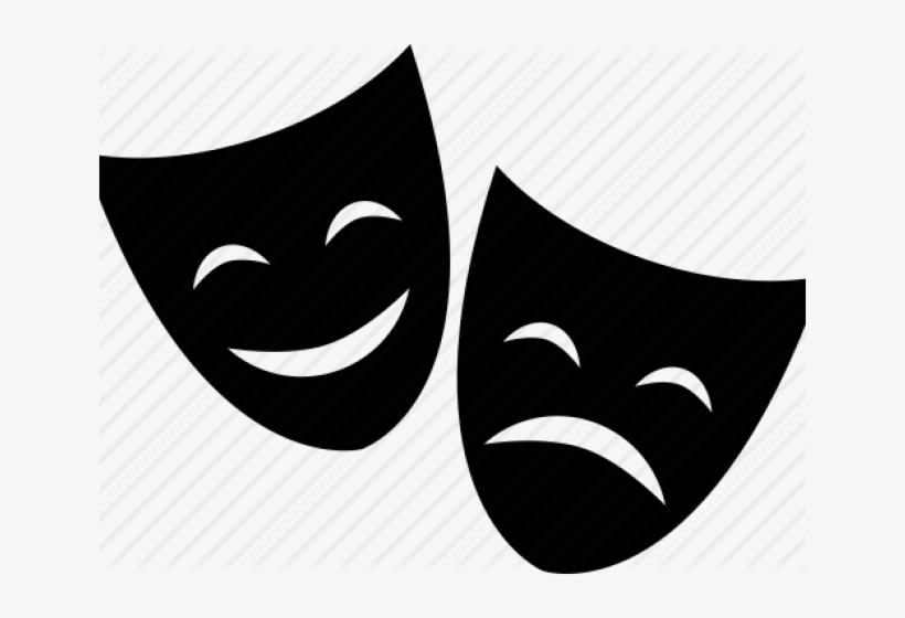 Happy And Sad Masks.