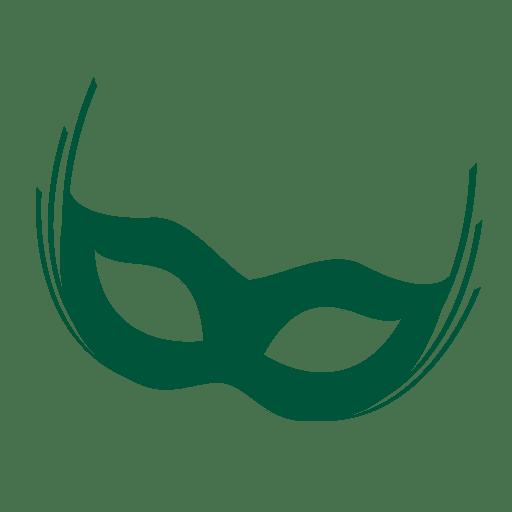 Rio carnival mask.