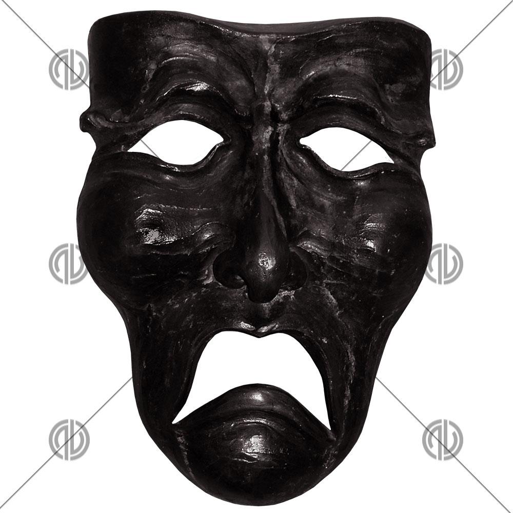 Tiyatro Maske Png.