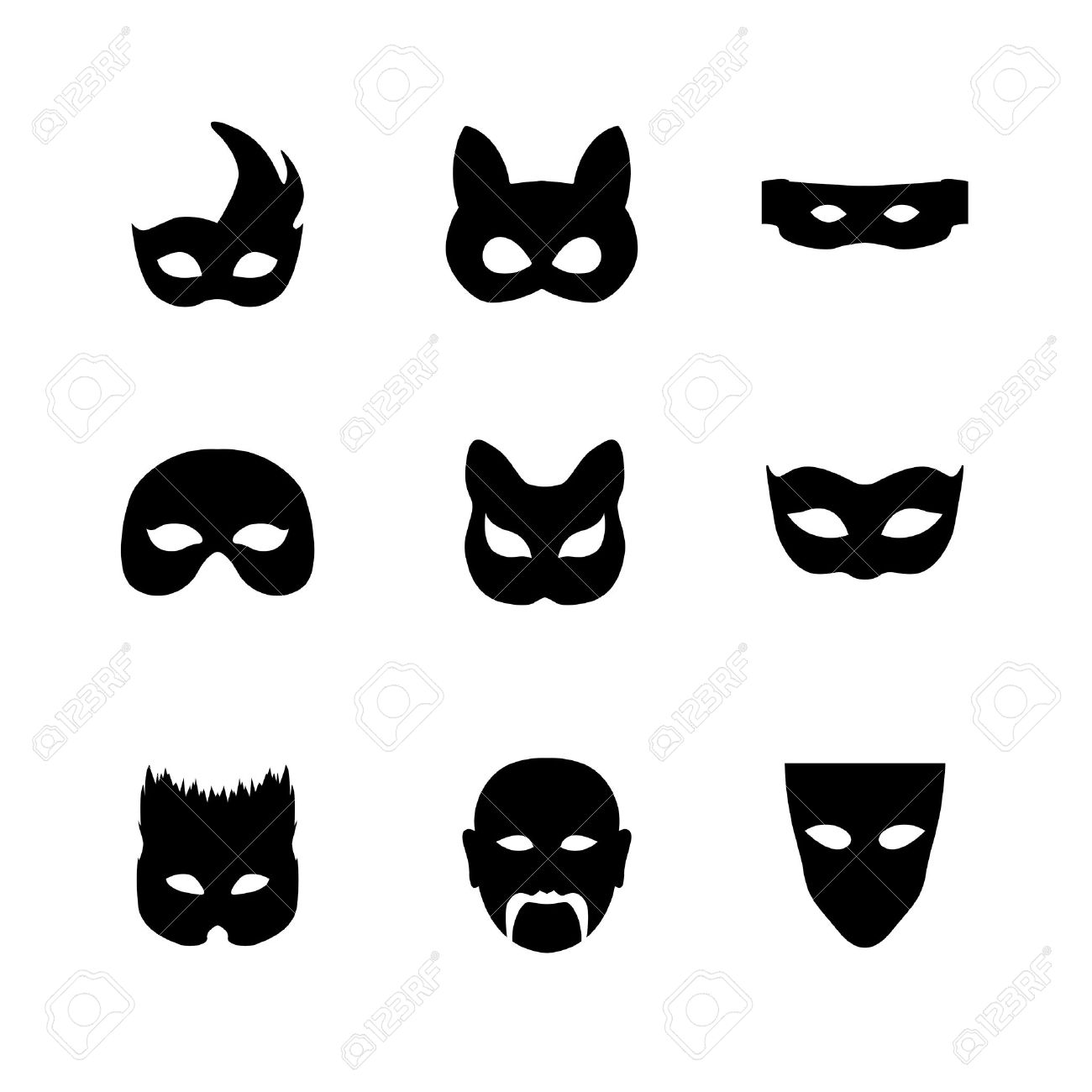 98,565 Mask Stock Vector Illustration And Royalty Free Mask Clipart.