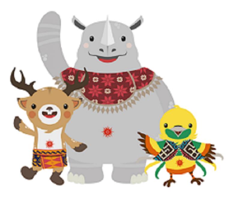Asian Games 2018 Mascot Png 2019.