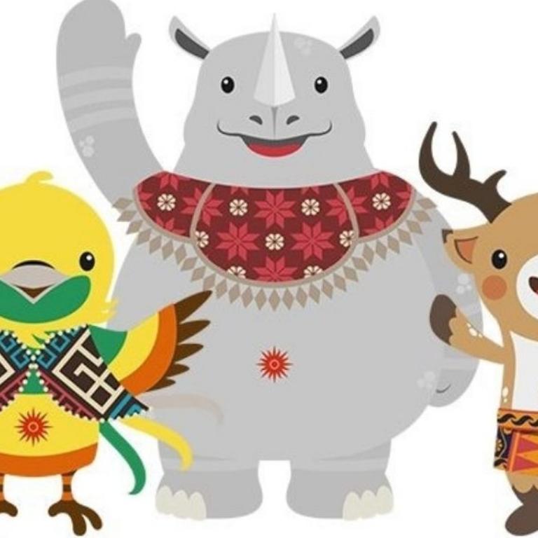 Asian Games mascots: how does 2018 trio of Bhin Bhin, Atung.