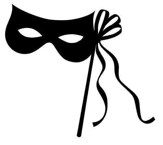 Masks Clip Art Download.