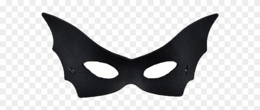 Black Masquerade Mask Png.