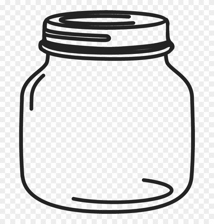 Download Free png Mason Jar Glass Paint Clip Art Transparent.