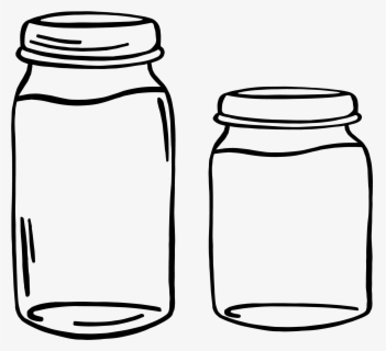 Free Mason Jars Clip Art with No Background , Page 2.