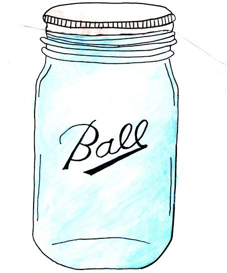 Free Canning Jar Cliparts, Download Free Clip Art, Free Clip.