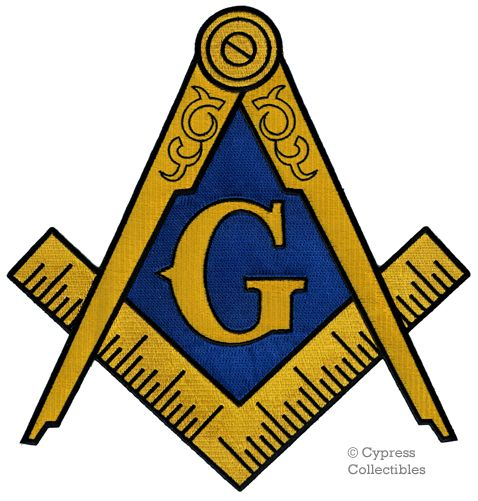 Symbols for Prince Hall Masons.