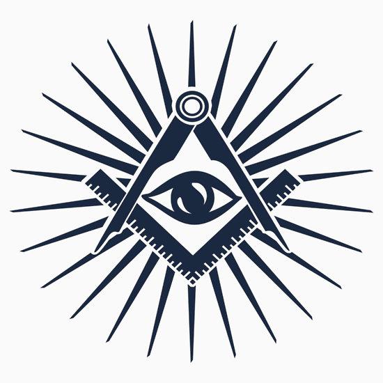 Free Mason Symbol Download Icon Vectors #13881.