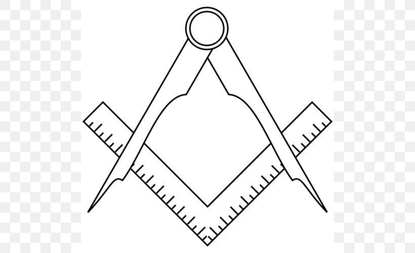 Freemasonry Masonic Lodge Square And Compasses Clip Art, PNG.
