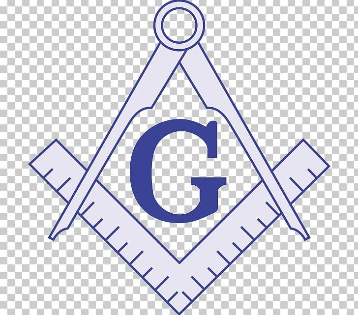 Freemasonry Square And Compasses Masonic Lodge Symbol Decal.