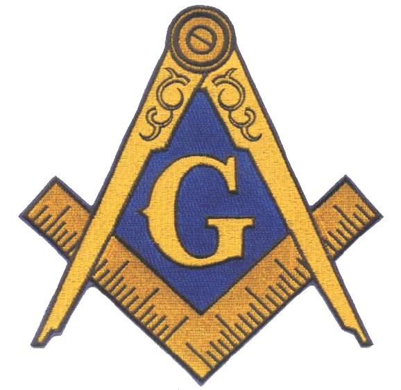 Clipart masonic lodge logo.