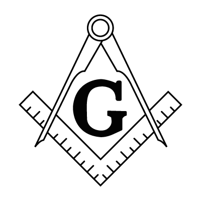 Freemasons logo vector in (.EPS, .AI, .CDR) free download.