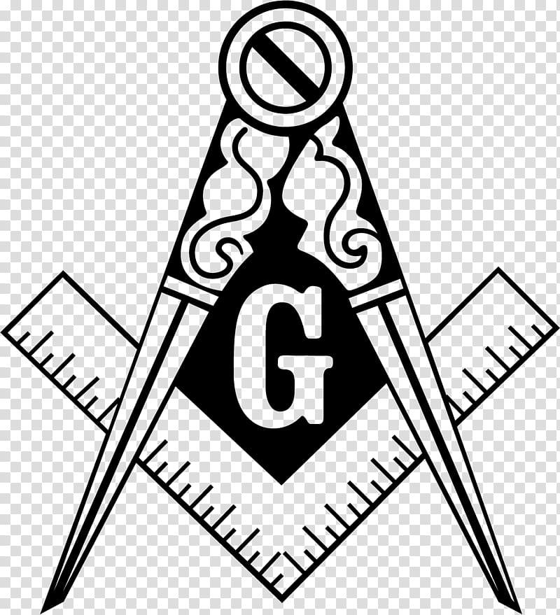 Freemasonry Line Art, Square And Compasses, Masonic Ritual.