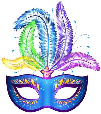 3,241 Mardi Gras Mask Cliparts, Stock Vector And Royalty Free.