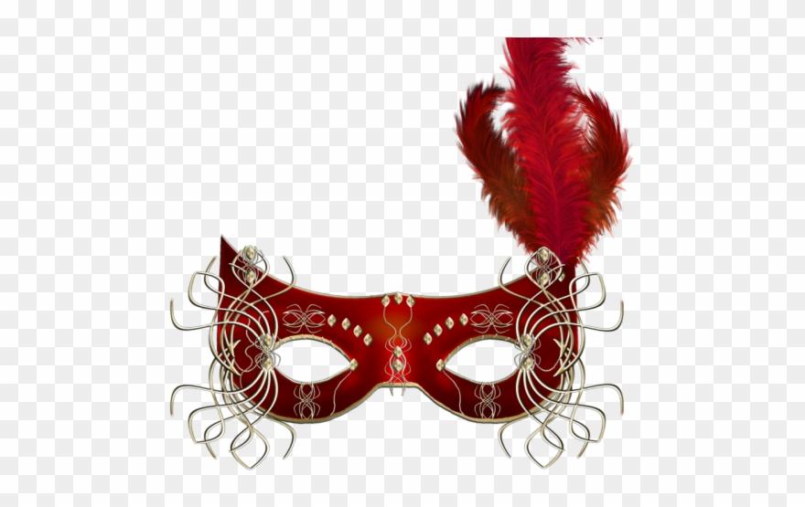 Masquerade Clipart Border.