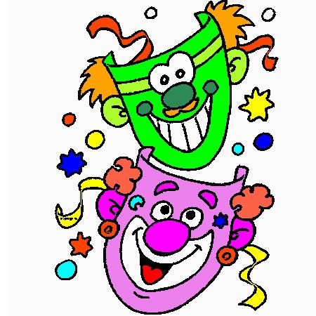 Image Masque Carnaval.