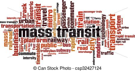 Vector Illustration of Mass transit [Converted].eps.