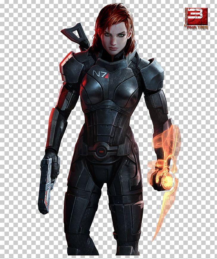Mass Effect 3 Mass Effect 2 Commander Shepard Female PNG.