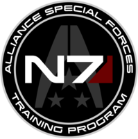 Mass Effect Systems Alliance Navy Logo by Titch.