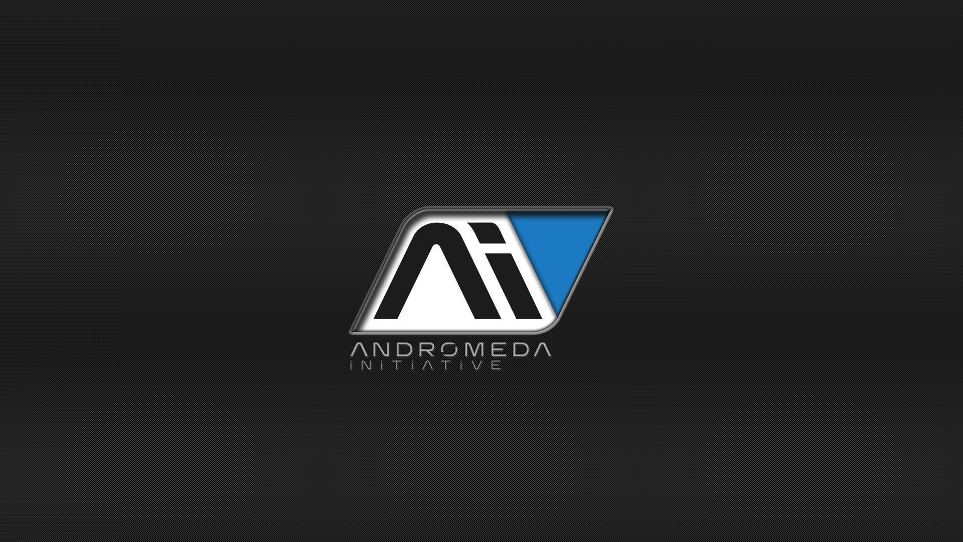 Wallpaper : artwork, text, logo, Mass Effect Andromeda.