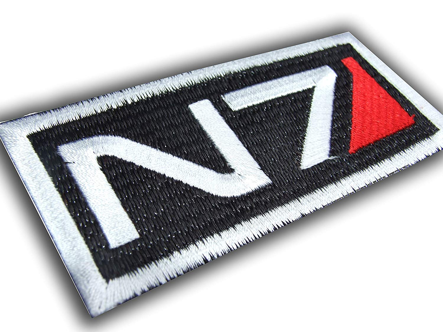Dark Horse Mass Effect: N7 Logo Embroidered Patch by ONEKOOL.