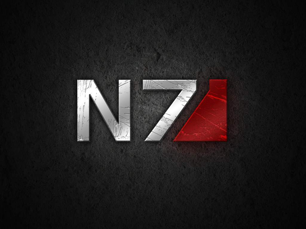 Free download Image N7 logo wallpaperjpg Mass Effect Answers.