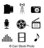 Mass media Stock Illustrations. 2,451 Mass media clip art images.