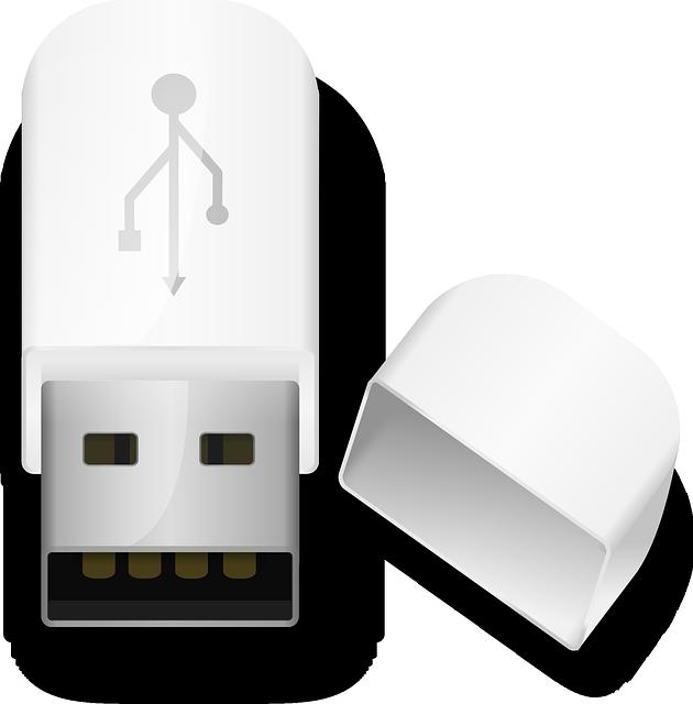 Free photo Memory Stick Usb Flash Drive Mass Storage Device.