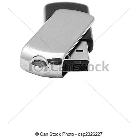 Picture of usb mass storage device.