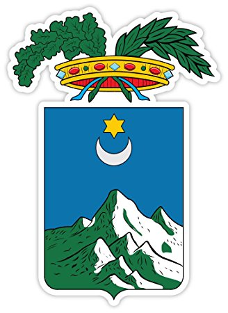 Amazon.com: Massa Carrara province Italy coat of arms provincia.