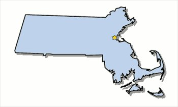 Massachusetts Clipart.