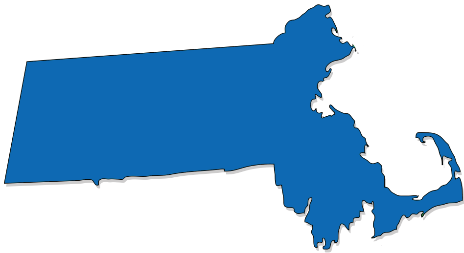 Massachusetts map clip art clipart images gallery for free.